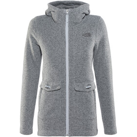 The North Face Crescent Parka Women TNF Medium Grey Heather